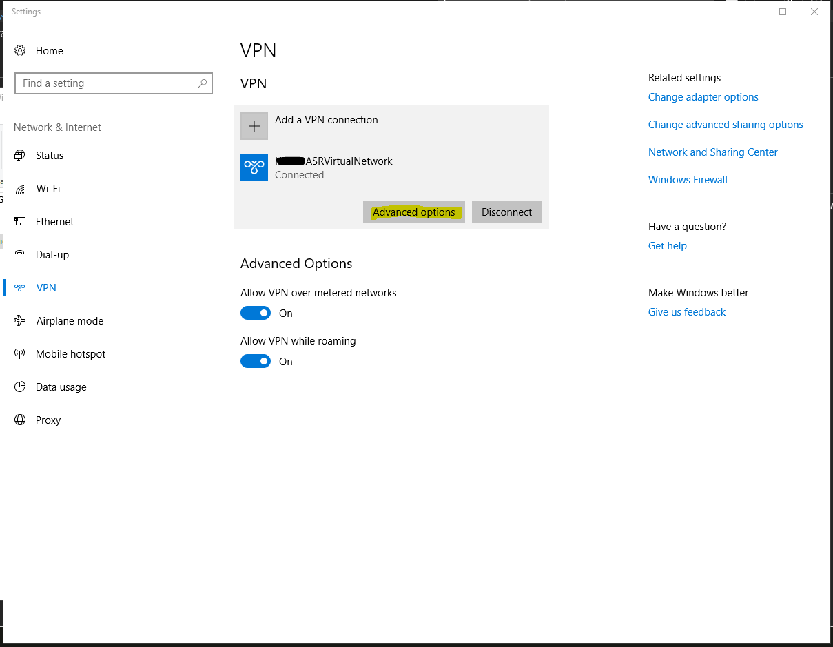 Creating an Azure Client VPN (point-to-site) - Resolve