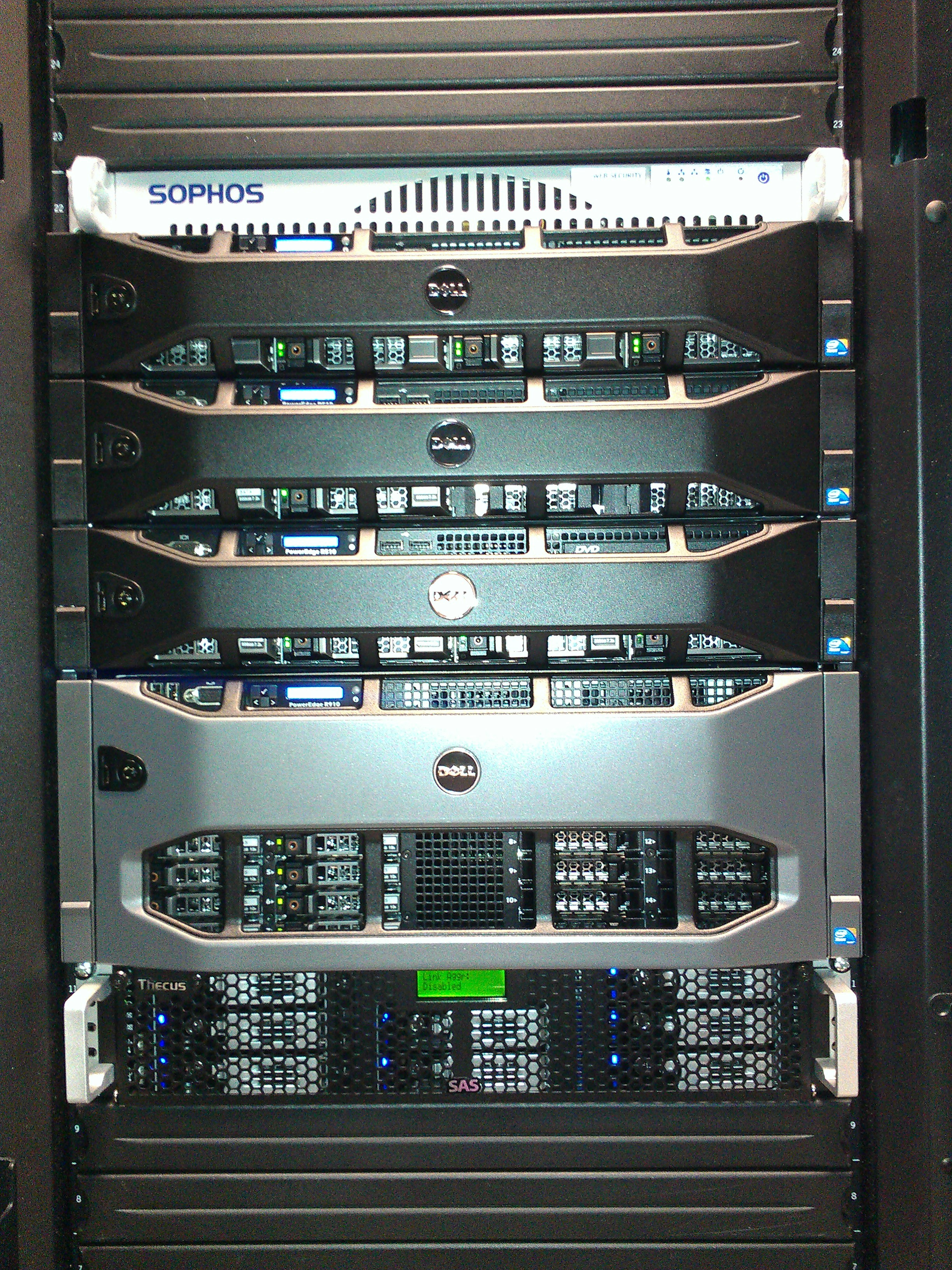 Our Largest Ever Server Install - Dell Server - Resolve
