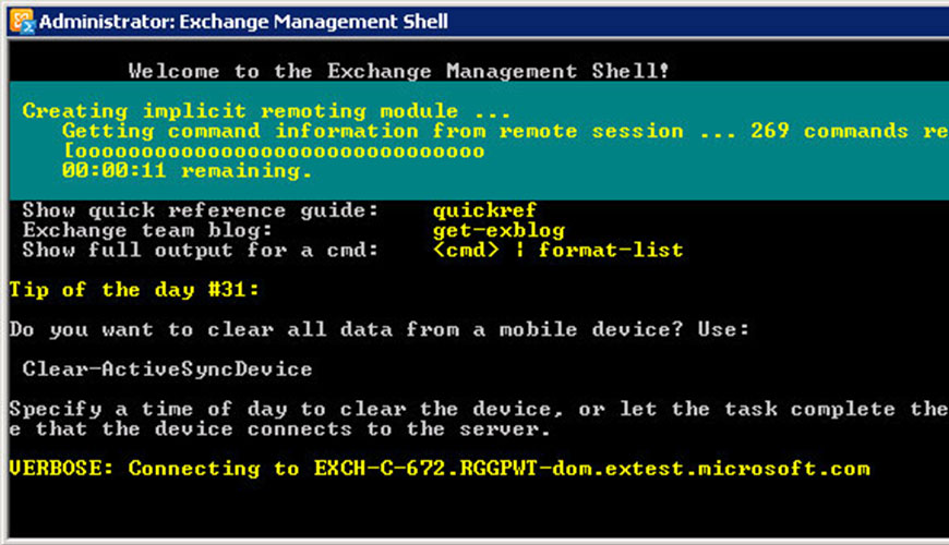 exchange 2013 powershell scripts